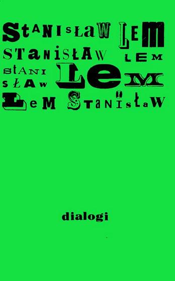 Stanislaw Lem  Dialógy f33c97520e